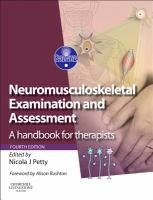 Neuromusculoskeletal examination and assessment: a handbook for therapists
